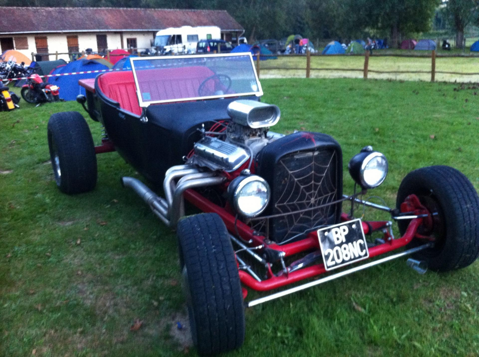 Hot Rod Ford T1918